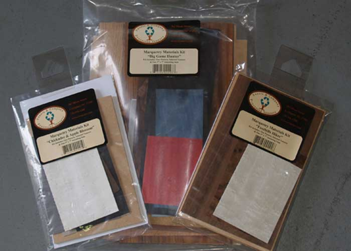 Marquetry Kits