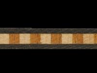 250-013 Maple, Black, Mahogany Block