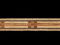 250-015 Maple/Mahogany Flip