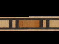 250-016 Maple, Mahogany, Black Block