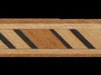 500-029 Maple, Black, Mahogany Angle