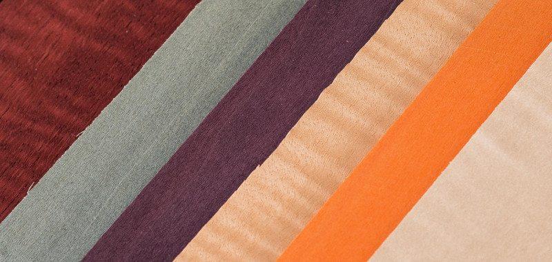 Dyed Wood Veneer Sauers Company Veneers