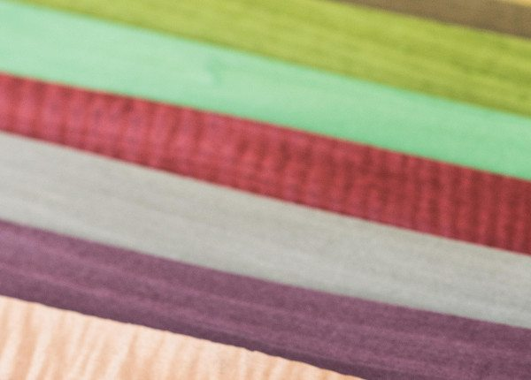 Do You Know These Advantages of Dyed Veneer?