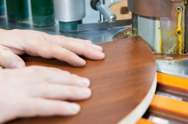 Selecting Wood Veneer Edge Banding
