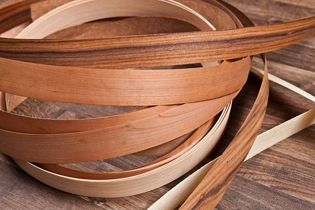 We Have Wood Veneer Edge Banding for All Projects and Budgets